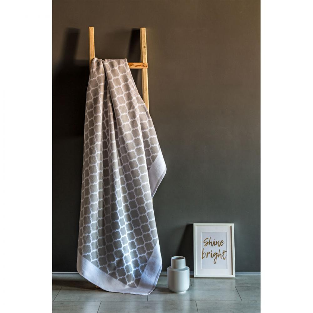 Одеяло байковое взрослое 150x212 Четырехлистник