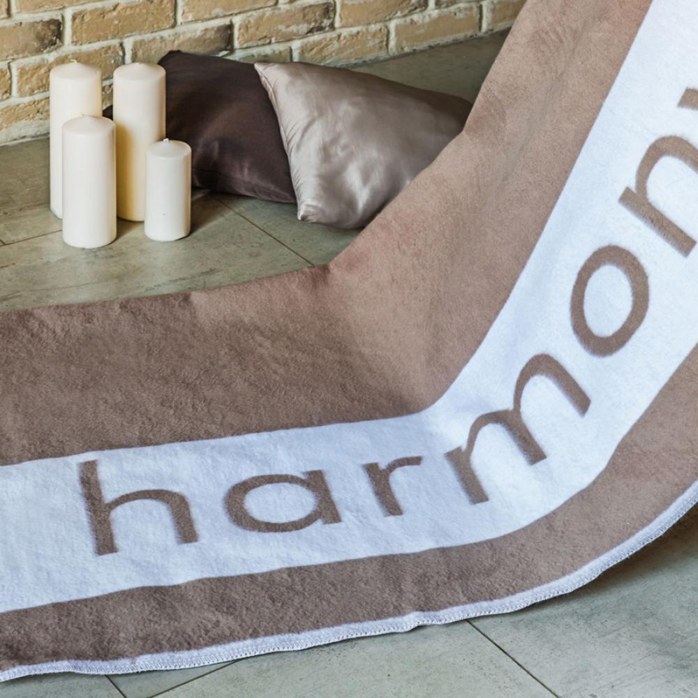 Одеяло байковое взрослое 150x212 Гармония