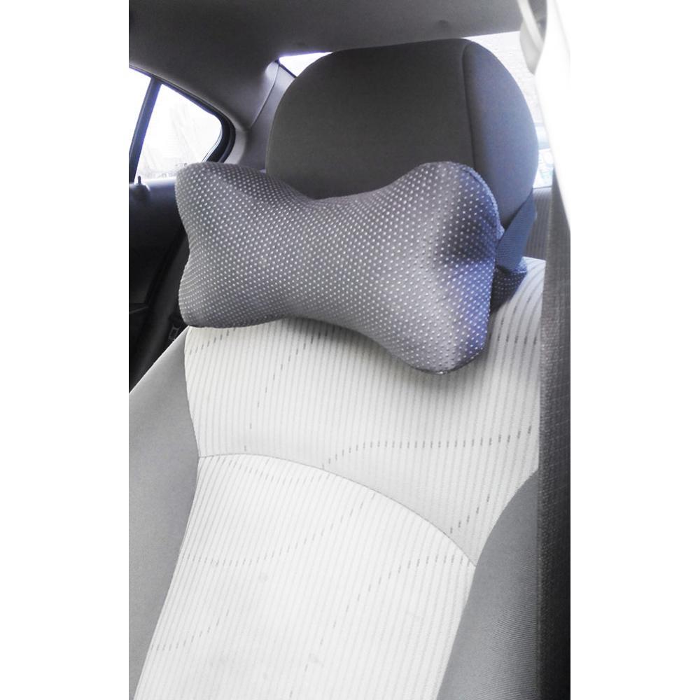 Подушка косточка Автомобильная-люкс 30x15