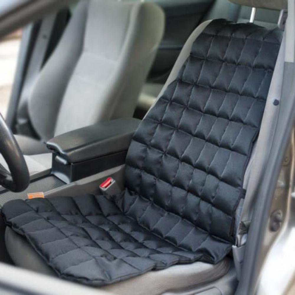 Накидка на автомобильное кресло Комфорт-авто (клетка) 110х48