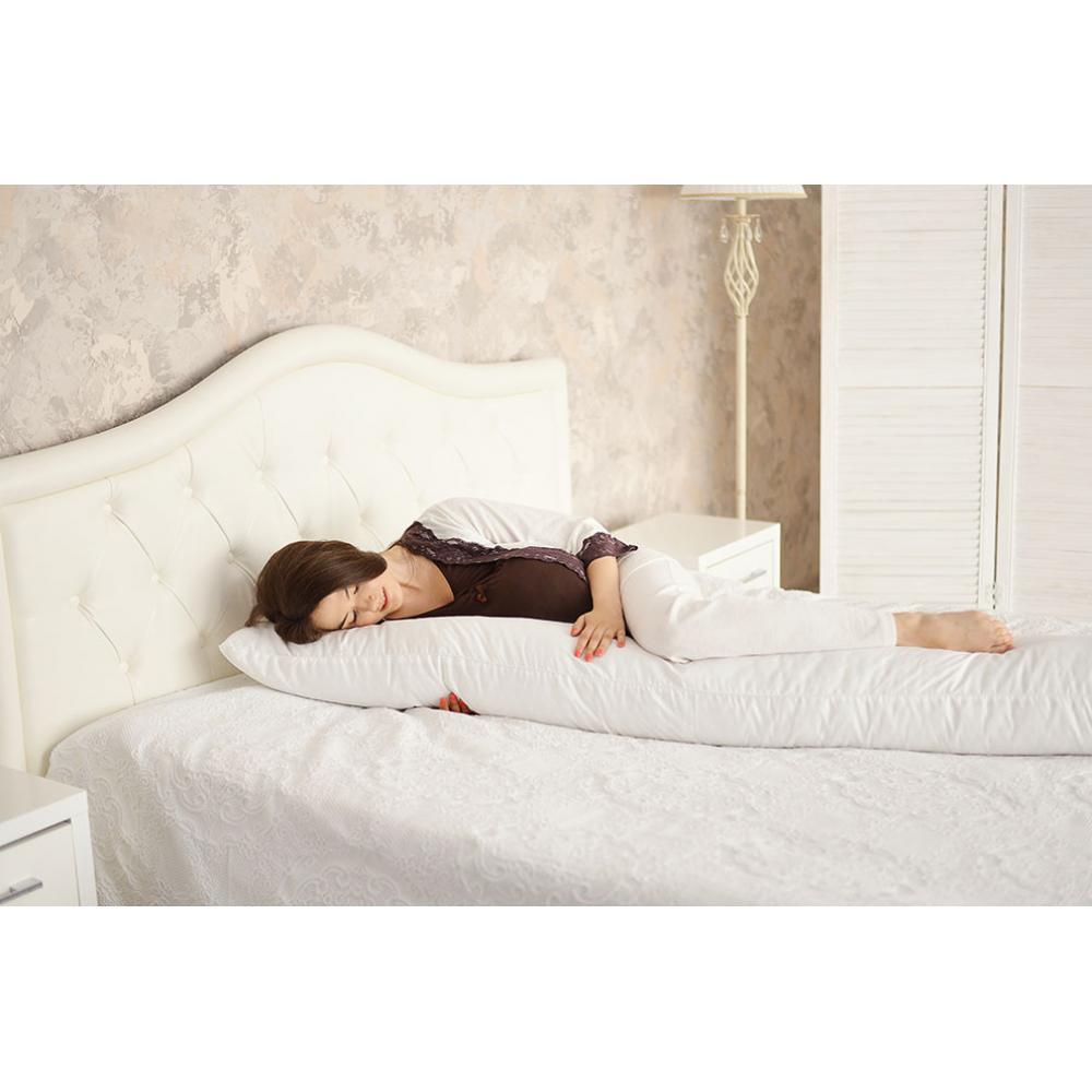 Набор Валик max-подушка с пенополистиролом и трикотажная наволочка