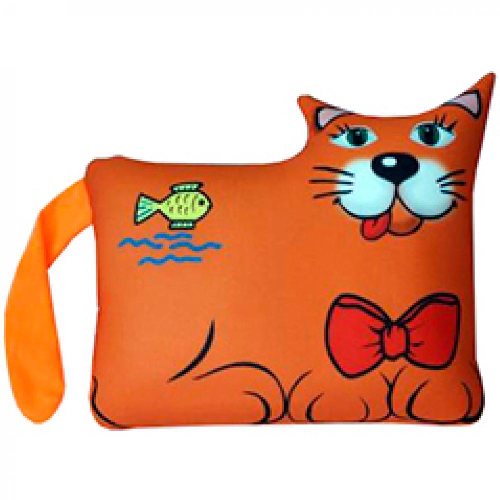 Антистрессовая подушка Кот