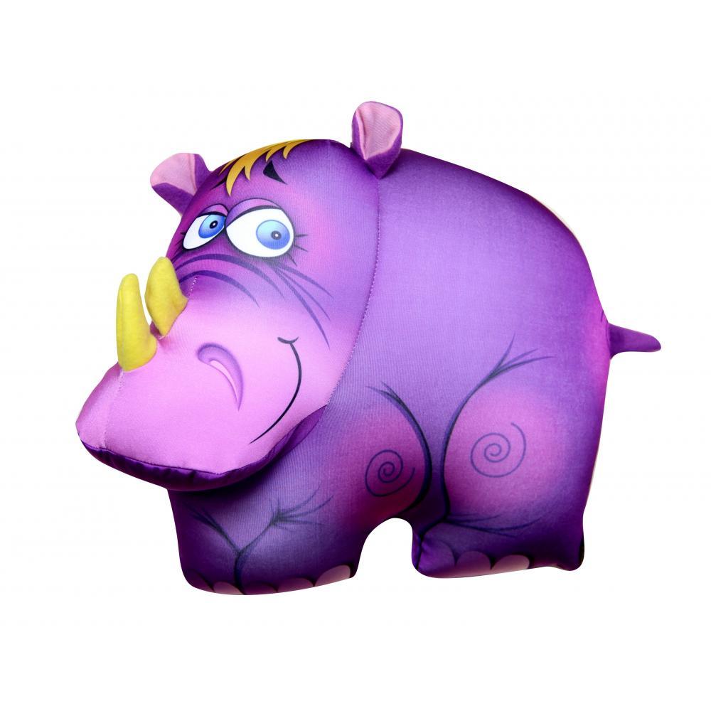 Антистрессовая игрушка Сафари (Слон, Бегемот, Носорог)