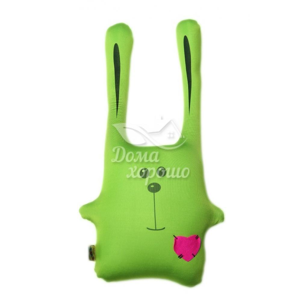 Антистрессовая игрушка Заяц Ушастик (большой)