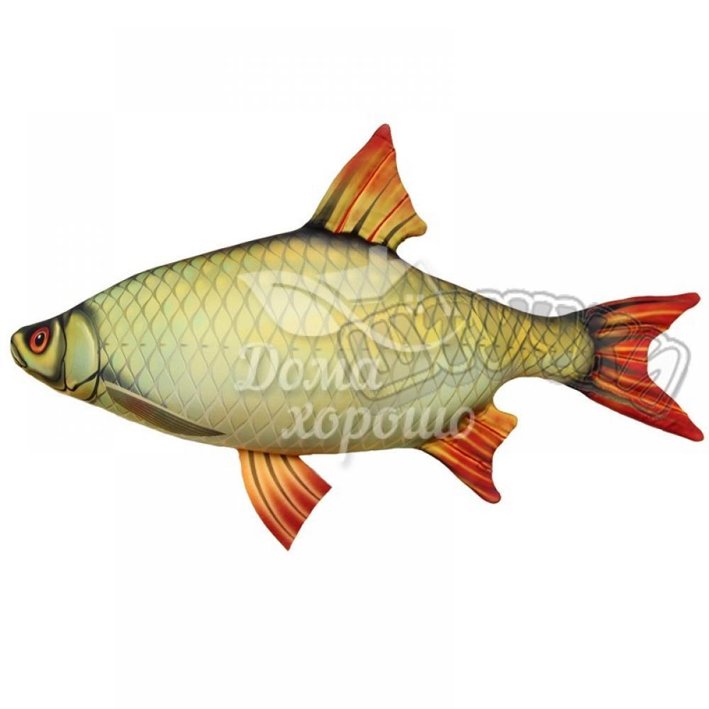 Антистрессовая игрушка Рыба Краснопёрка