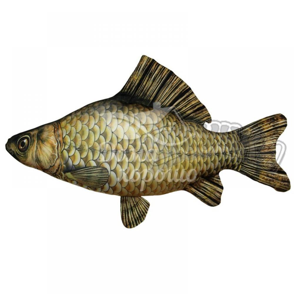 Антистрессовая игрушка Рыба Карась
