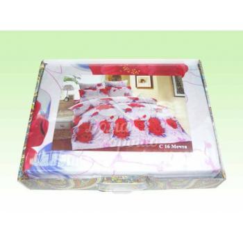Комплект постельного белья КПБ Бута 100% хлопок (евро, 2 спальный)