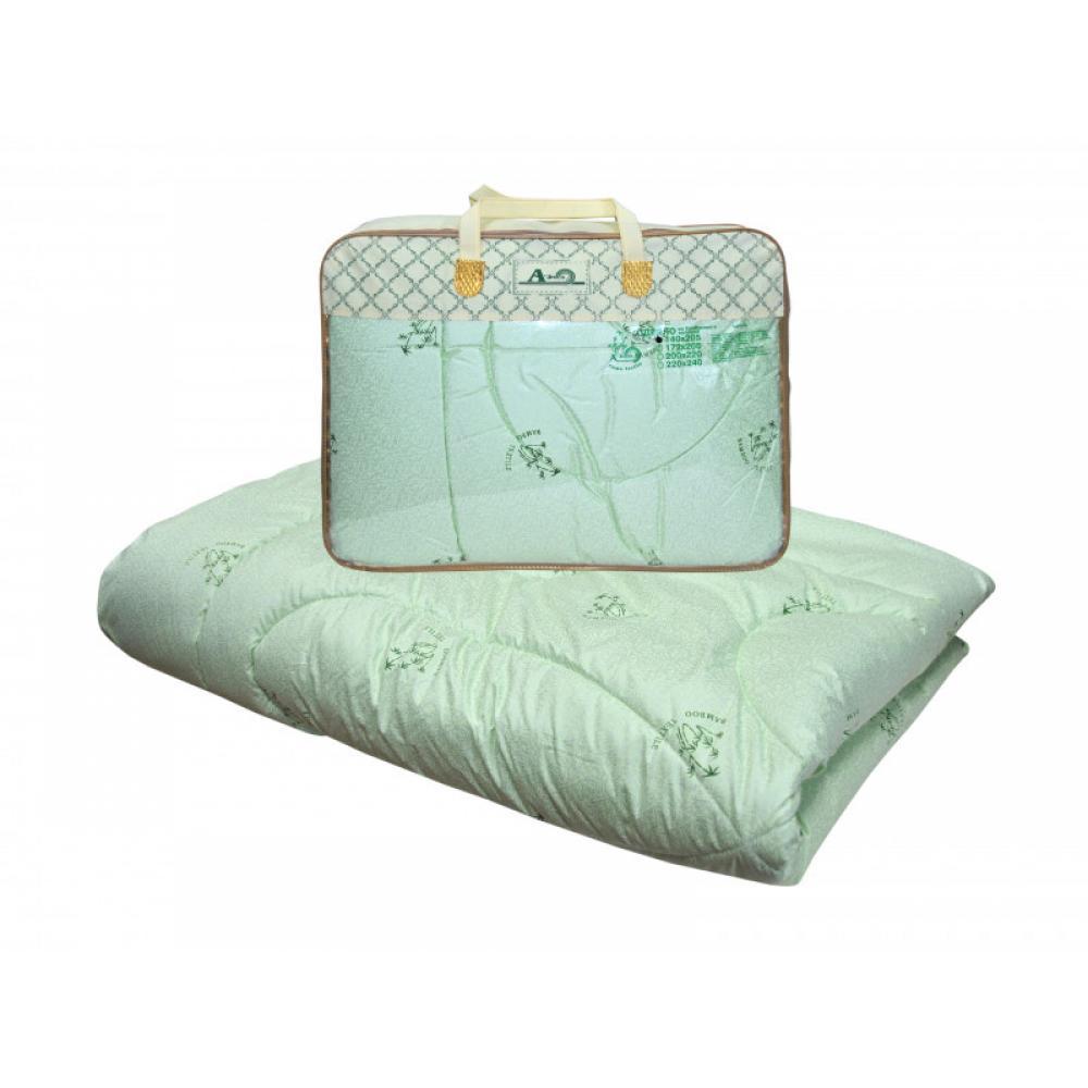 Одеяло бамбук (бамбуковое) Этюд 172x205 двуспальное Аэлита