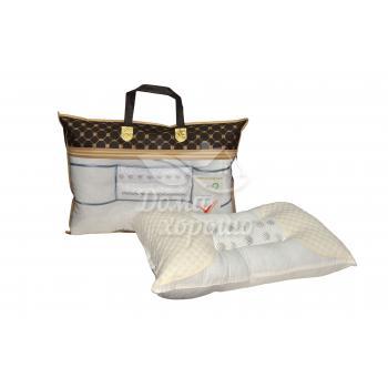 Подушка анатомическая Correct Dream без упаковки (брак)