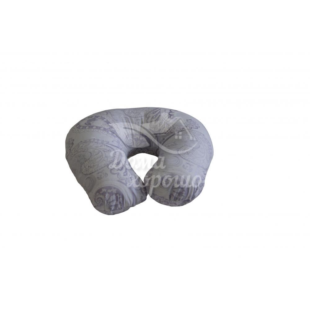 Подушка декоративная антиаллергенная Дорожная экоформ
