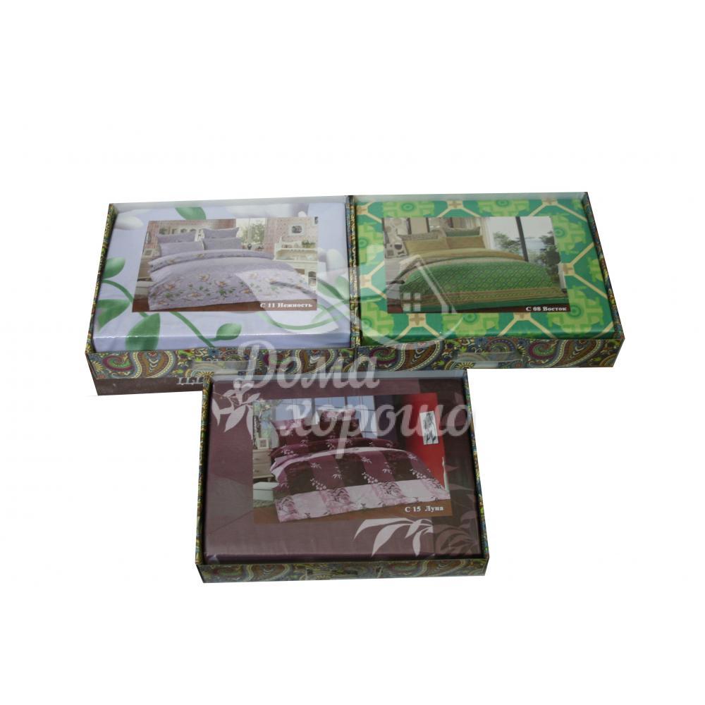 Комплект постельного белья КПБ Бута евро-ткань сатин (евро, 2 спальный)