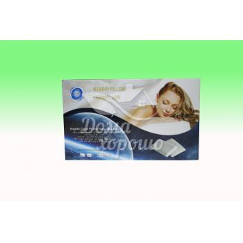 Анатомическая подушка с эффектом памяти 28x48 из пенополиуретана
