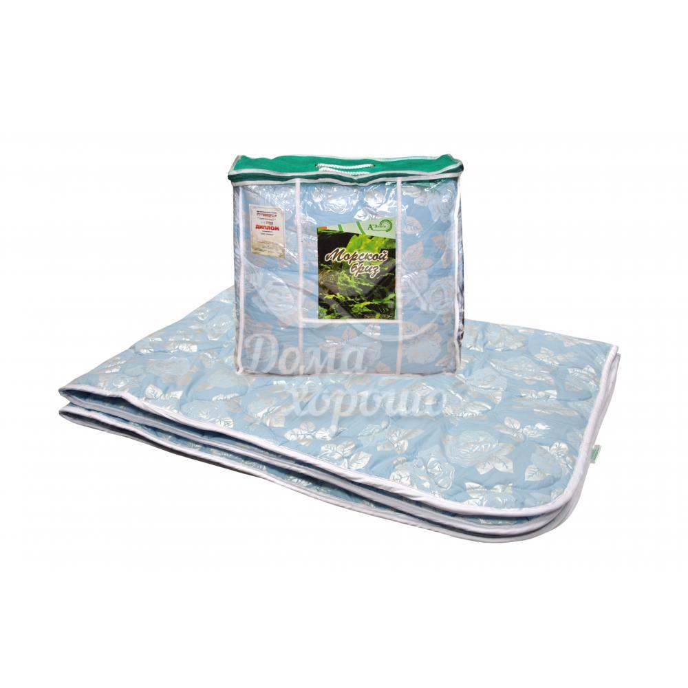 Одеяло морские водоросли Морской бриз 172x205 двуспальное