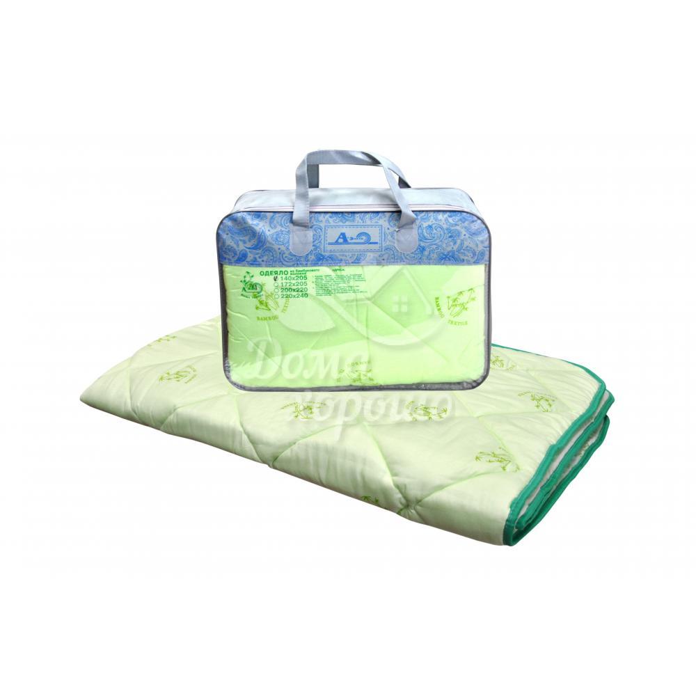 Одеяло бамбук (бамбуковое) Норма 200x220 евро Аэлита