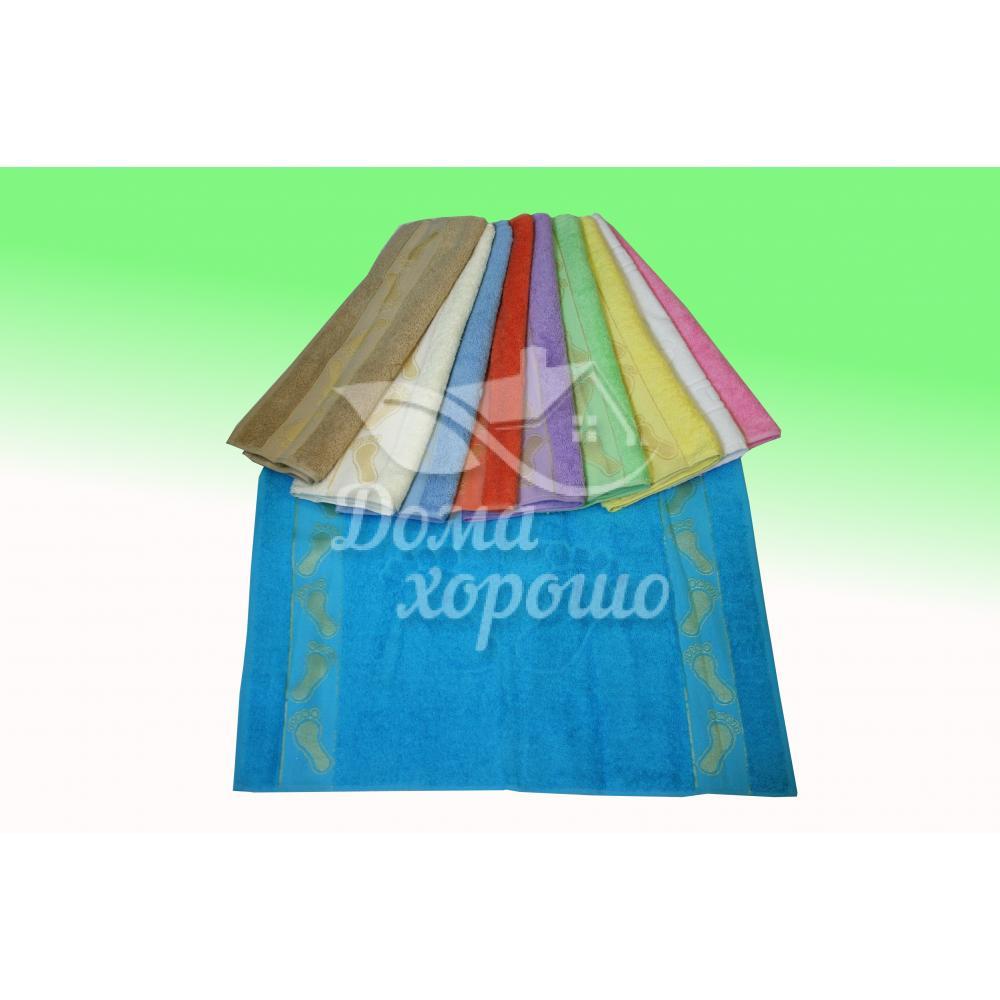 Полотенце Коврик для ног 50x70