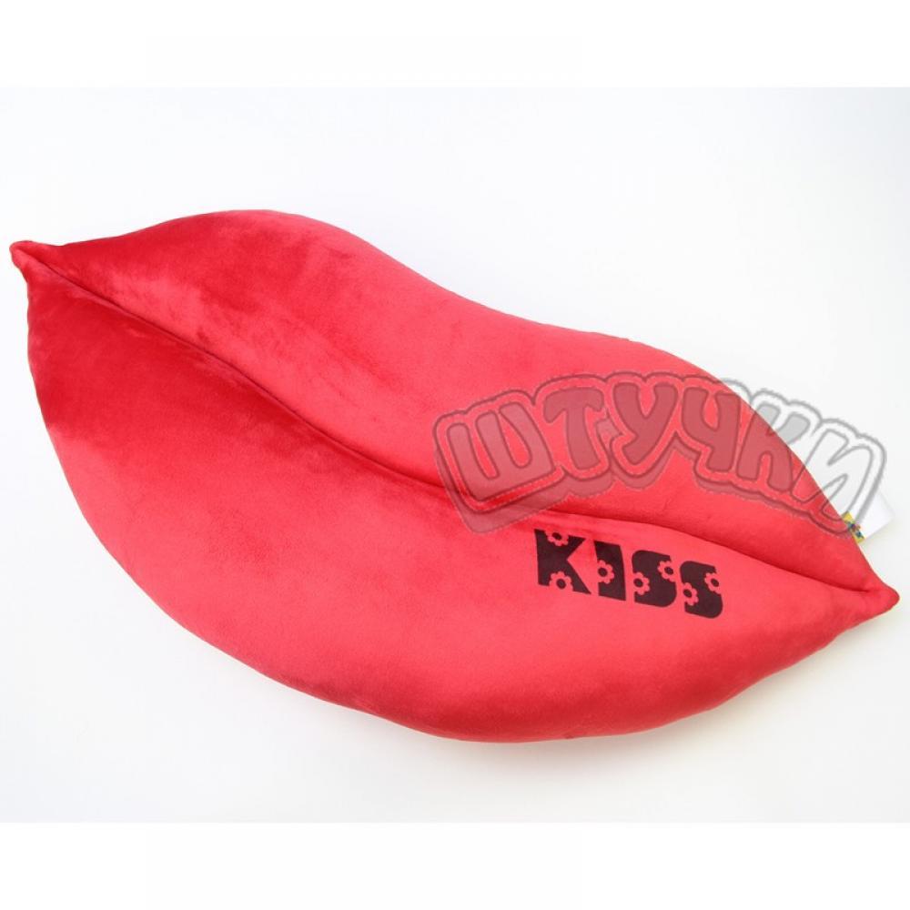 Антистрессовая подушка Поцелуй