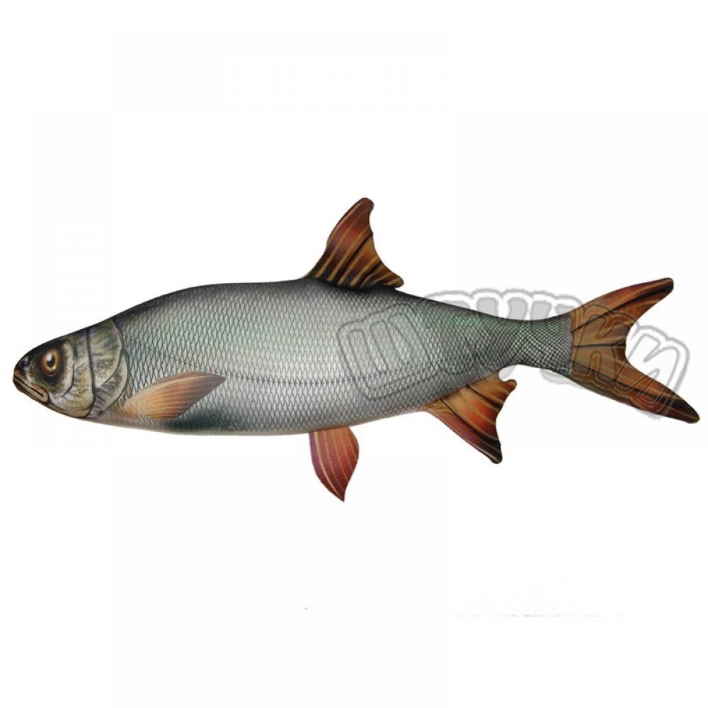 Антистрессовая игрушка Рыба Жерех маленькая