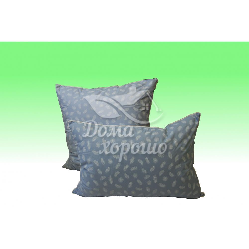 Подушка полупуховая Тихий час 50x70, 70x70 (пух перо)