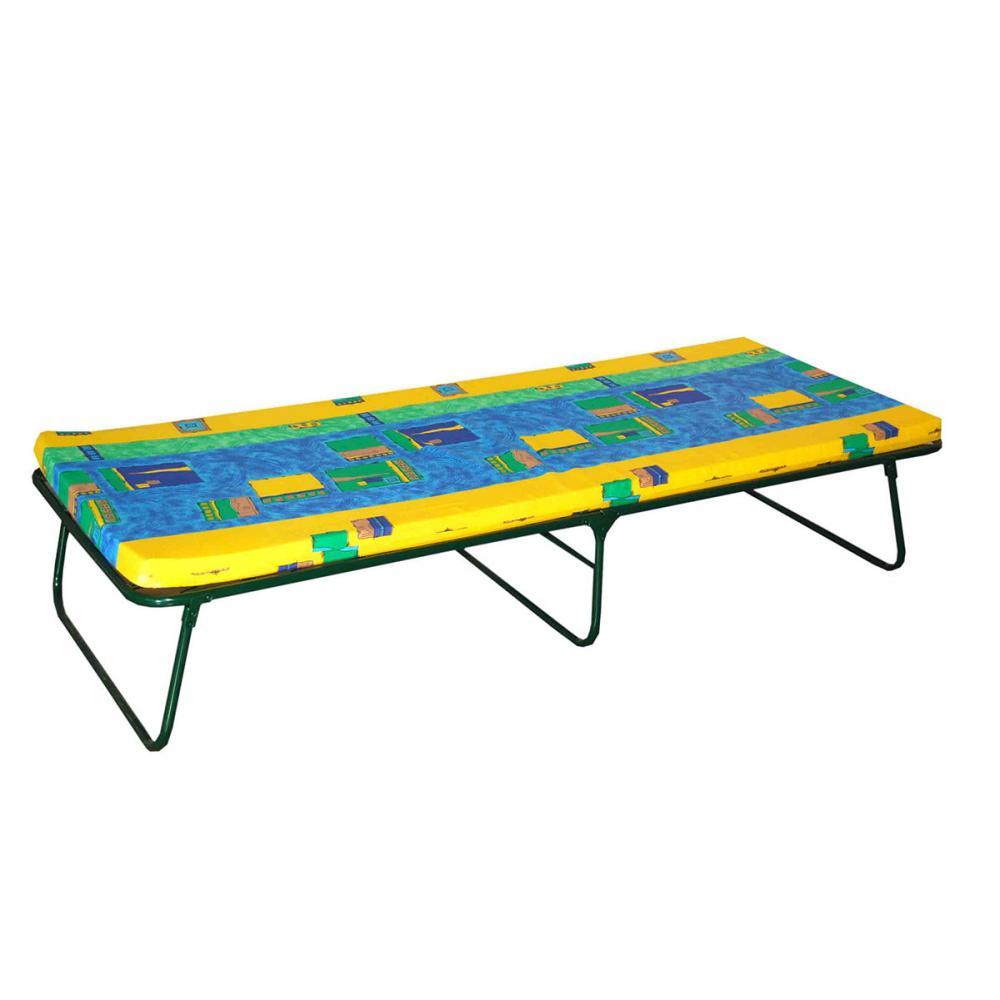 Раскладушка кровать-тумба Отдых с4